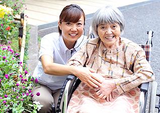 養護老人ホーム「合掌苑」